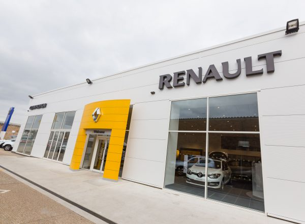 Virtual tour of Renault Chelmsford