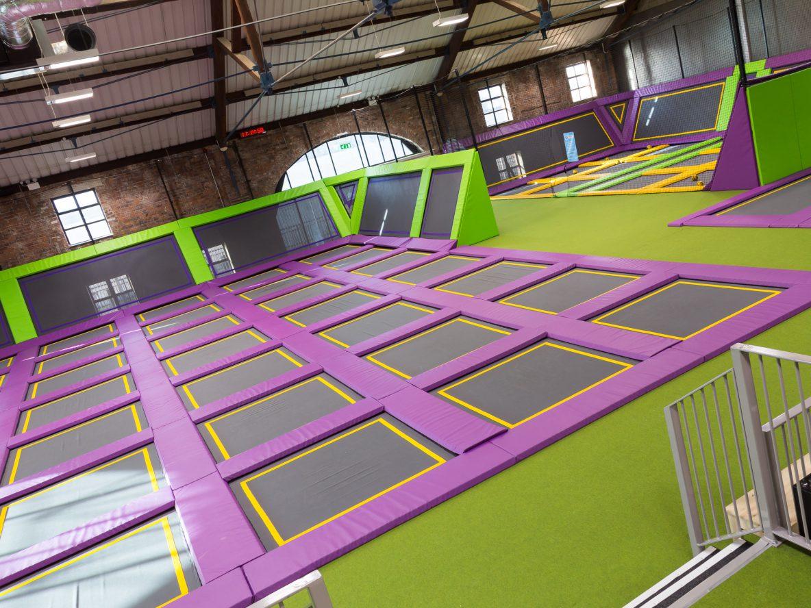 Spring City trampoline park